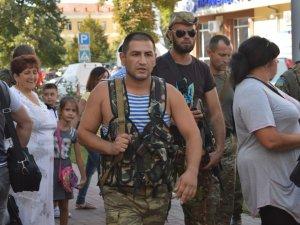 Фото: Додому повернулися бійці батальйону «Полтава» (ФОТО)