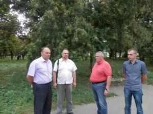 Фото: У Глобиному хочуть встановити пам'ятник героям-українцям