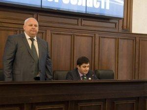 Фото: Представили нового прокурора Полтавської області