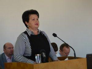 Фото: Очільницю департаменту праці Полтавської ОДА нагородили орденом княгині Ольги