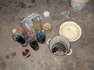 Фото: У Миргороді жінка вдома виготовляла та продавала наркотики