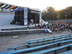 Фото: Два дні у Полтаві  лунав рок: фоторепортаж з «Рок-н-болу»