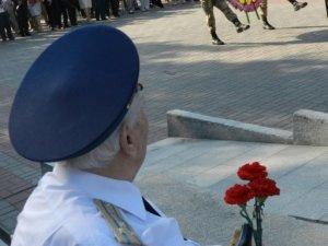 Фото: У Полтаві вперше відзначили закінчення Другої Світової війни (фото)