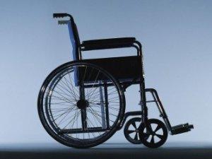 Фото: Полтавець вкрав інвалідний візок, щоб довезти п'яного товариша додому