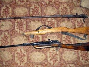 Фото: У лубенця конфіскували дві гвинтівки Мосіна