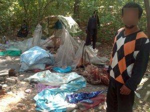 Фото: У Полтаві знайшли вбивцю безхатька