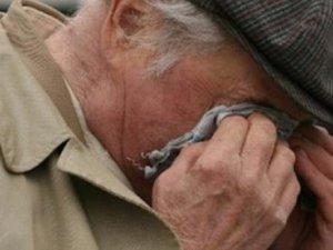 Фото: На Полтавщині невідомі увірвались у будинок пенсіонерів, побили і пограбували їх