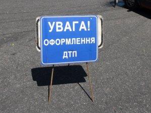 Фото: На Полтавщині дівчинка вибігла на дорогу й потрапила під колеса авто