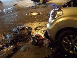 Фото: У Полтаві молодий мотоцикліст потрапив у ДТП й потребує термінової допомоги