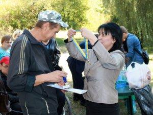 Фото: Дендропарк об'єднує полтавців