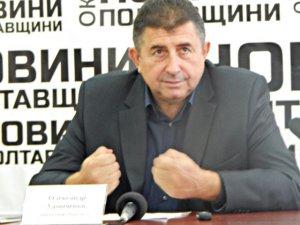 Фото: Олександр Удовіченко скромно заявив, що йде на вибори мера Полтави