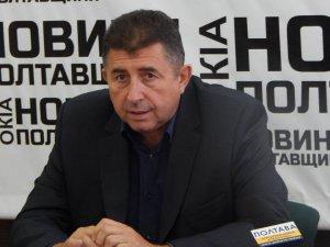 Фото: Олександр Удовіченко балотуватиметься на посаду міського голови Полтави