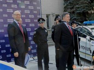 Фото: У Полтаві конкурс до нової поліції уже складає 5 осіб на місце
