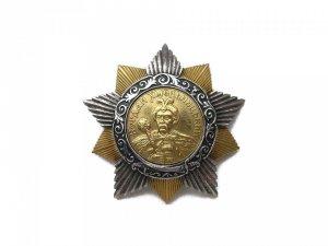 Фото: Двох загиблих в АТО кременчужан нагородили орденом Богдана Хмельницького