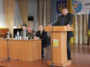 Фото: Олександр Удовіченко вручив ювілейні нагороди воїнам-афганцям