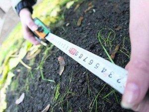 Фото: У Миргороді виділили 41 ділянку для учасників АТО, але бажаючих отримати землю було більше