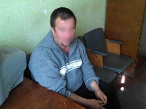 Фото: У Полтаві затримали одного з підозрюваних у «замінуванні»