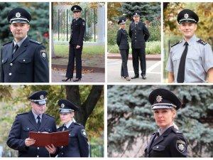Фото: Міністр МВС показав нову форму українських поліцейських