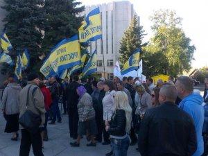 Фото: Мешканці Полтавщини захистили газові родовища області від дерибану