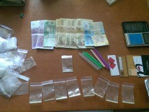 Фото: На Полтавщині затримали раніше судиму наркозбувачку