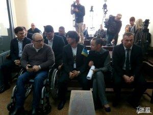Суд над Кернесом: оголосили перерву на два тижні (ФОТО)