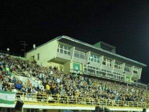 Фото: Футбольний матч у Полтаві відвідали 16 тисяч глядачів