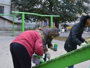 Фото: Полтавці чепурять місто (фото)