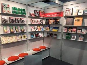 Фото: Полтавську літорганізацію представляють на найбільшому книжковому ярмарку світу у Франкфурті