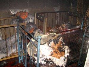 Фото: Батьки трьох діток, які загинули в пожежі на Полтавщині, можуть отримати до 5 років