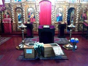 Фото: Сторож не помітив, як із полтавського храму виносили золото і гроші