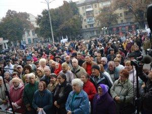 Фото: У Полтаву приїхав Ляшко: найяскравіші фрази, які сказав політик (ФОТО)