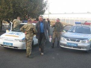 """Фото: Полтавські """"даївці"""" повернулися з АТО"""
