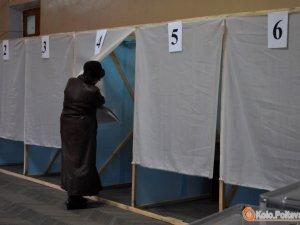 Фото: На Полтавщині намагались проголосувати без паспорта й не пустили спостерігачів на комісію