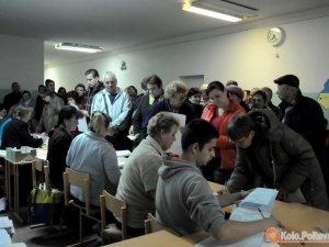 Фото: ЦВК оприлюднила  офіційну явку виборців у Полтавській області