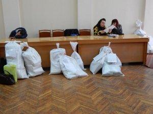 Фото: П'ятірка кандидатів-лідерів на посаду міського голови Полтави в Київському районі