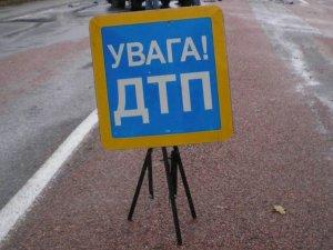 Фото: На Полтавщині зіткнулись легковик та вантажівка: двоє загиблих
