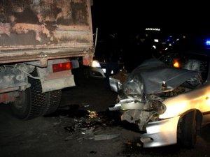 Фото: На Полтавщині легковик не розминувся з вантажівкою – загинув суддя (фото)