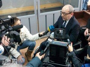 Фото: У Полтаві судять Кернеса: у суді оголосили перерву до 16 листопада
