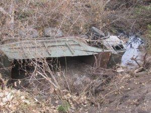 Фото: На Полтавщині вантажівка з'їхала в кювет – загинув водій (фото)