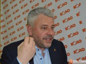 Юрій Бублик про одного з кандидатів на крісло мера Полтави: «Це – відвертий українофоб» (відео)