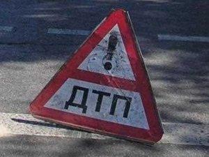 Фото: У ДТП в Козельщині постраждала жінка