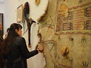 Фото: У Полтаві можна подивитися на мистецтво та ремесло індіанців