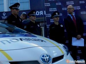 Фото: 7 листопада набирає чинності закон про національну поліцію
