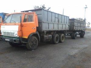 Фото: На Полтавщині у вантажівці знайшли тіло водія