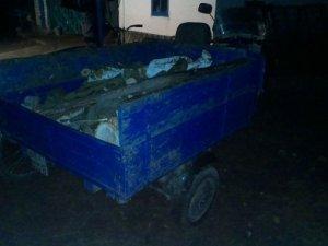 Фото: В Гребінківському районі чоловік на моторолері насмерть збив жінку