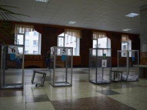 Голови ДВК Полтави: явка виборців під час повторного голосування низька (ФОТО, ВІДЕО)