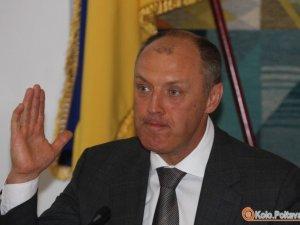 Фото: Олександр Мамай поки що не дочекався привітань від обласної влади
