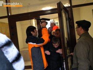У штабі Андрія Матковського не раді появі журналістів