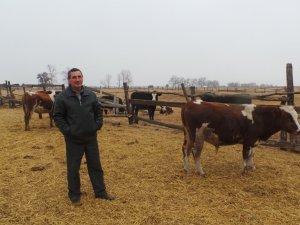 Фермер-переселенець зі Щастя будує нове життя на Полтавщині