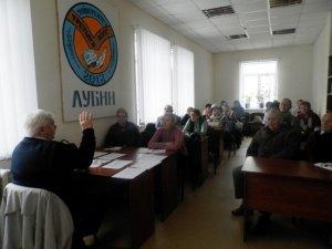 Фото: У Лубнах діє Університет для пенсіонерів